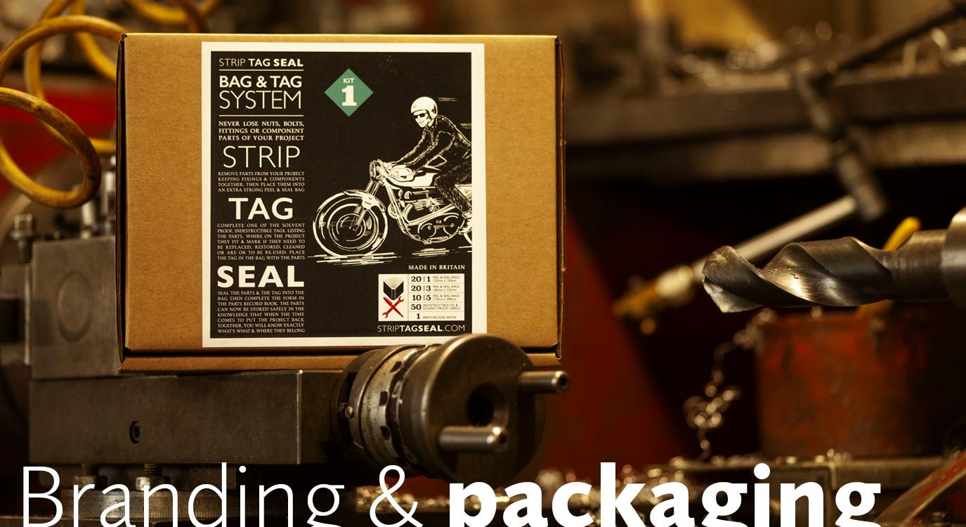 Strip Tag Seal